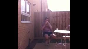 Sneezing Ian's Sneezing and Flip Flops Fetish Video (15)