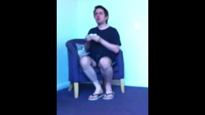 Sneezing Ian's Sneezing and Flip Flops Fetish Video (21)