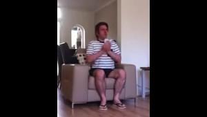 Sneezing Ian's Sneezing and Flip Flops Fetish Video (19)