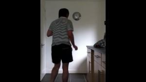 Sneezing Ian's Sneezing and Flip Flops Fetish Video (75)