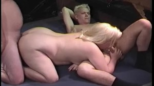 Big Blonde Woman - Triple X Home Video