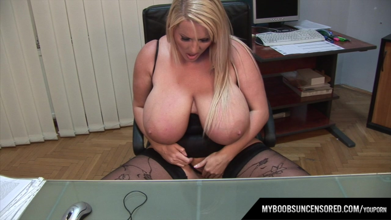 Huge Natural Tits Laura M Mast