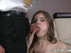 Picture Anna Taylor rides a cock