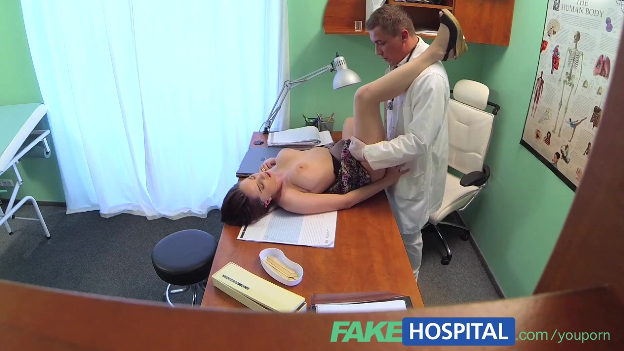 FakeHospital Busty beauty need