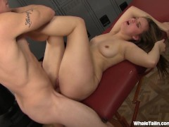 Picture Young Girl 18+ Massage Quickly Turns Hardcor...