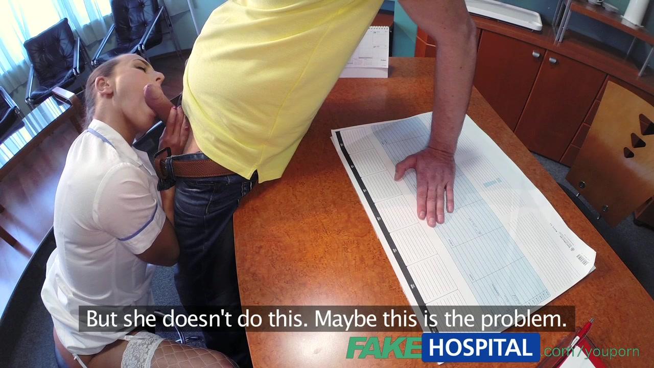 FakeHospital Sexy nurse heals