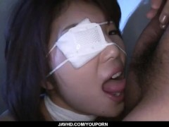 Picture Superb Azumi Harusaki patched with a big coc