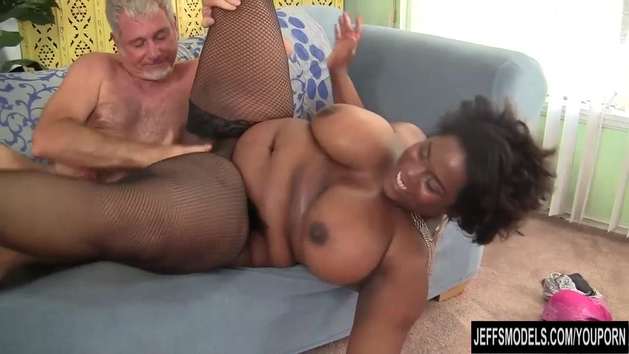 Black horny BBW Marlise Morgan