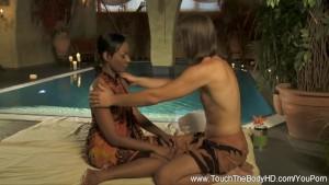 Intimate Anal Massage