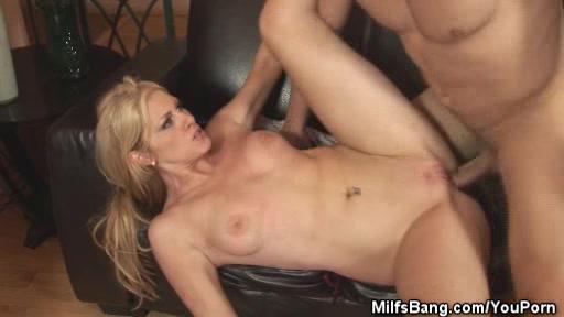 Blonde Milf Katrena Starr Fuck