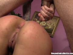 Hot Brunette with Big ... video