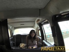 Picture FakeTaxi Sexy milf with big tits does anal