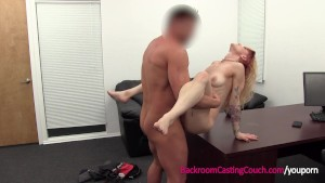 Kinky Anal Loving Stripper's Amazing Casting Video