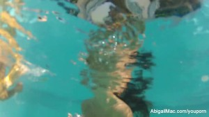 Abigail Mac Under Water