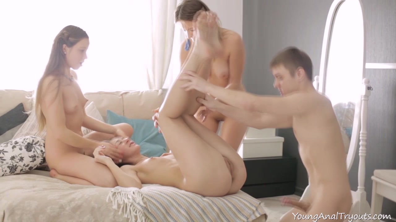 young anal tryouts – fuck her in the booty