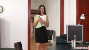 Alexa Tomas Secretary Lover 1080p HD