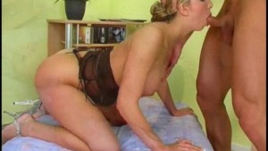 Rough Fuck For Euro Blond Babe