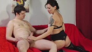 Fucking On The Red Couch - Ace Adult Content