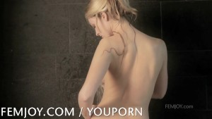 Intimate showers compilation by Femjoy