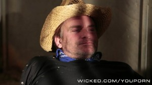 Wicked - Scarlett Red Loves big cowboy cock
