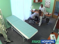 Picture FakeHospital Sexy housewife cheats on hubby...
