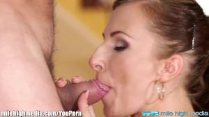 MileHigh Euro Babes in a DP Orgy