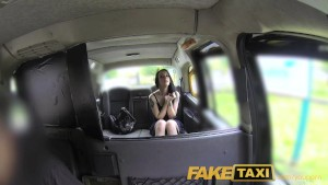 FakeTaxi Filthy tattooed British cock swallower loves fucking taxi drivers
