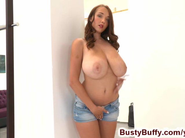 Fantasyhd big titted brunette fucked by personal trainer 5