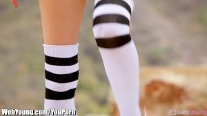 WebYoung Playful Teen Lesbians Twister 69