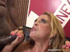 Picture Cherie Deville Gets Black Cocks To Play With