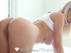 Picture PureMature - Hot Milf Riley Jenner fucks her...