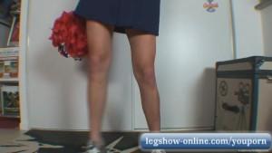 Anna Morna Cheerleader