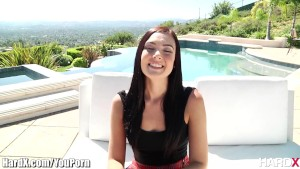 HardX Marley Brinx Loves Anal And James Deen's Cock