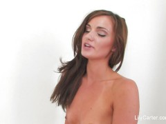 Picture Lily Carter Solo On White