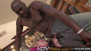 HDVPass Interracial sex with Bridgette B.