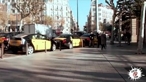 LECHE 69 Real Taxi in Barcelona