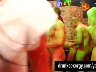Club Fuck Group video: Shameless bi pornstars fucking