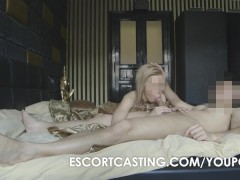 Picture Hot Blonde Russian Escort Secretly Filmed An...