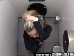 Hidden Cam in Toilets Bowl