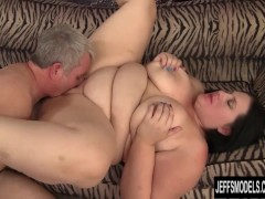 Picture Beautiful BBW Becky Butterfly loves riding f...