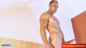 The handsome male with huge cock: Igor!