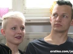 Picture Echtes Paar zeigt wie sie Sex haben ! Gefilm...