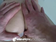 Rickey Silver Massaged and Fucked By Coach Adam Herst