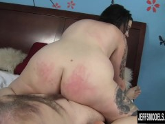 Picture Cock hungry BBW Marilyn Mason hardcore sex