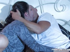 Picture Alison Tyler and her male gigolo