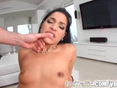 Picture AssTraffic Double penetration for horny slut...