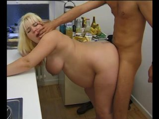 Bathroom Bigass Bigtits video: Balls-deep into that big ass - Julia Reaves