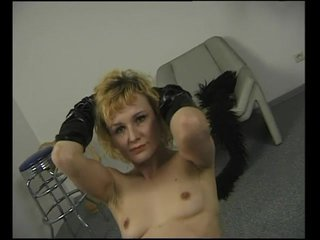 Boots Gloves Highheels video: Stripping and dancing - Julia Reaves