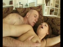 Huge-Tits Loves DILF - Julia Reaves