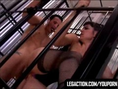 Shayla Knight Rides A Big Dick